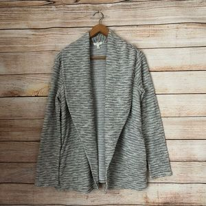 Soft Joie Open Front Long Cardigan